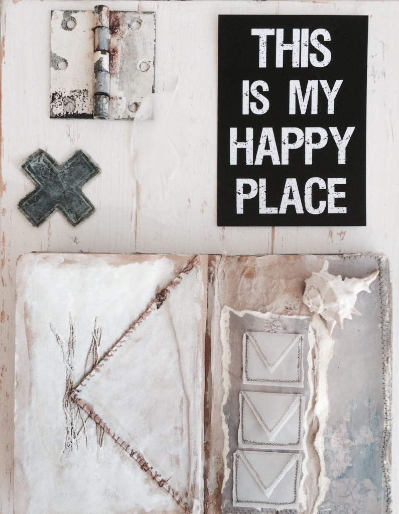 "Moodboard ""My happy place"""